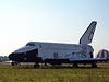 ID 3369343 | Radziecki statek kosmiczny Buran | Foto stockowe wysokiej rozdzielczości | KLIPARTO