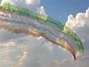 ID 3369683 | Frecce Tricolori on Aermacchi MB-339 with smoke | Foto stockowe wysokiej rozdzielczości | KLIPARTO