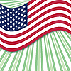 ID 3010788 | US-Flagge | Stock Vektorgrafik | CLIPARTO