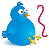 Tweet-Vogel