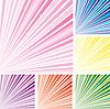 abstrakte farbenfrohe Hintergründe