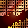 ID 3011303 | Hintergründe mit brauenen Runden | Stock Vektorgrafik | CLIPARTO