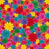 Floraler nahtloser Hintergrund