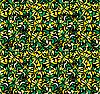 ID 3016218 | 黄色和绿色的无缝模式 | 向量插图 | CLIPARTO