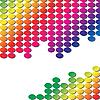 ID 3016369 | Hintergrund mit Rgenbogen-Farben | Stock Vektorgrafik | CLIPARTO
