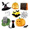 Halloween set | Stock Vector Graphics
