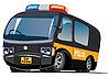 警车 | 向量插图
