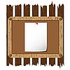 ID 3018643 | Holzbrett auf Zaun | Illustration mit hoher Auflösung | CLIPARTO