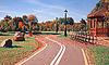 ID 3066135 | Велосипедная дорожка | Фото большого размера | CLIPARTO