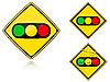 Ampeln - Verkehrszeichen
