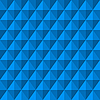 Tła z 3d niebieski diamentów | Stock Vector Graphics