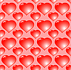 nahtloses Valentinstag-Hintergrund