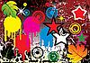 ID 3013767 | Grunge-Hintergrund. | Stock Vektorgrafik | CLIPARTO