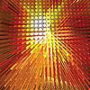 ID 3013963 | Abstrakter orangefarbener Huntergrund mit Punkte | Stock Vektorgrafik | CLIPARTO