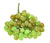 ID 3032837 | Pęczek zielonych winogron | Foto stockowe wysokiej rozdzielczości | KLIPARTO