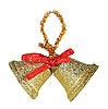 ID 3033013 | Dwa dzwonki świąteczne | Foto stockowe wysokiej rozdzielczości | KLIPARTO