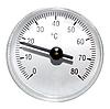 ID 3033156 | Pojedyncze okrągłe termometr | Foto stockowe wysokiej rozdzielczości | KLIPARTO