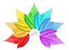 ID 3033244 | Bunte Blätter | Foto mit hoher Auflösung | CLIPARTO