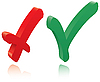Wahl-Symbole