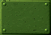 green armored plate