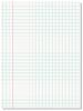 Vektor Cliparts: Hintergrund der leeren Blatt Papier