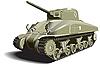 ID 3014746 | Amerikanischer Panzer | Stock Vektorgrafik | CLIPARTO