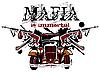 Mafia ist unsterblich | Stock Vektrografik