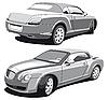 Luxus-Auto