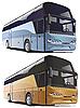 ID 3026744 | Duże autobusy | Klipart wektorowy | KLIPARTO