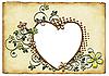 ID 3012858 | Herzchen mit Blumen | Illustration mit hoher Auflösung | CLIPARTO