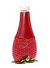 ID 3013988 | Клубничное варенье в форме клубники-бутылки | Фото большого размера | CLIPARTO