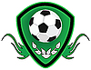 ID 3014281 | Fußball-Emblem | Illustration mit hoher Auflösung | CLIPARTO