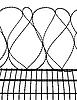 ID 3014494 | Ogrodzeniem z drutu kolczastego | Klipart wektorowy | KLIPARTO