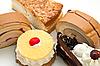 Vielzahl von Kuchen | Stock Foto