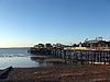 ID 3019072 | Ausgebrannter Pier. England. | Foto mit hoher Auflösung | CLIPARTO