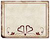 ID 3019280 | Старая бумага с орнаментом | Иллюстрация большого размера | CLIPARTO