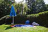 ID 3019293 | Miejsce na piknik w słoneczny dzień. | Foto stockowe wysokiej rozdzielczości | KLIPARTO
