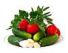 ID 3019315 | Свежие овощи | Фото большого размера | CLIPARTO