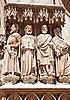 ID 3107184 | Postaci świętych w katedrze katolickiej | Foto stockowe wysokiej rozdzielczości | KLIPARTO