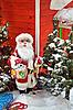 ID 3113168 | Santa Claus mit Geschenken | Foto mit hoher Auflösung | CLIPARTO
