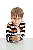 ID 3119960 | Junge hält eine Glühbirne | Foto mit hoher Auflösung | CLIPARTO