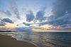 ID 3015378 | Ruhiger Ozean während Sonnenaufgang | Foto mit hoher Auflösung | CLIPARTO