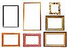 ID 3015445 | Коллекция рамок для картин | Фото большого размера | CLIPARTO