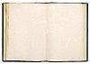 ID 3015459 | Старая открытая книга с пустыми страницами  | Фото большого размера | CLIPARTO
