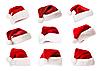 ID 3015509 | Rote Weihnachtshüte | Foto mit hoher Auflösung | CLIPARTO