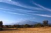ID 3015697 | Popocatepetl wulkan i błękitne niebo w Meksyku | Foto stockowe wysokiej rozdzielczości | KLIPARTO