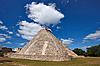ID 3015725 | Piramidy Majów w Uxmal, Meksyk | Foto stockowe wysokiej rozdzielczości | KLIPARTO