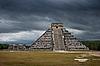 ID 3015726 | Maya-Pyramide in Chichen-Itza, Mexiko | Foto mit hoher Auflösung | CLIPARTO
