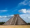 ID 3015728 | Maya-Pyramide in Chichen-Itza, Mexiko | Foto mit hoher Auflösung | CLIPARTO