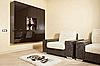 ID 3016749 | Część wnętrza z fotel, dywan i niszowych | Foto stockowe wysokiej rozdzielczości | KLIPARTO